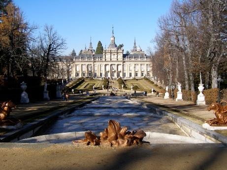 Palacio de La Granja (cc) Toni Castillo